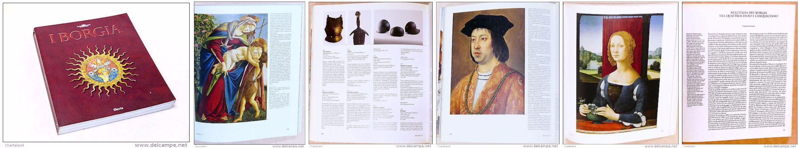 Art History - The Borgias - Rome, Palazzo Ruspoli - 2002-2003 - Memmo Foundation