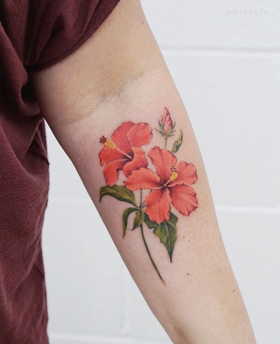 Pin On Watercolor Tattoo
