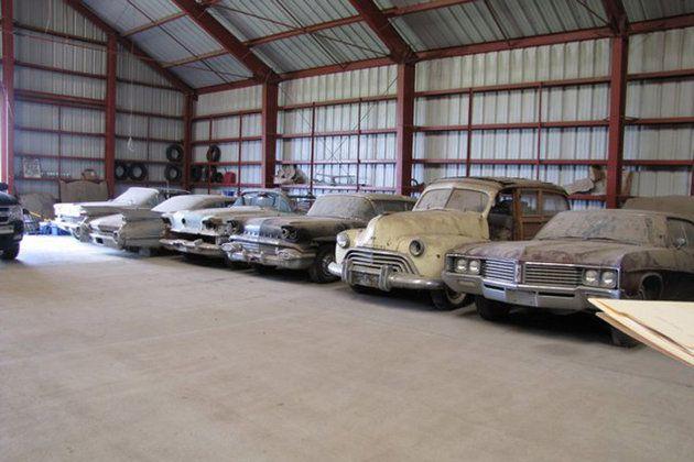 27+ Barn find classic cars dekstop