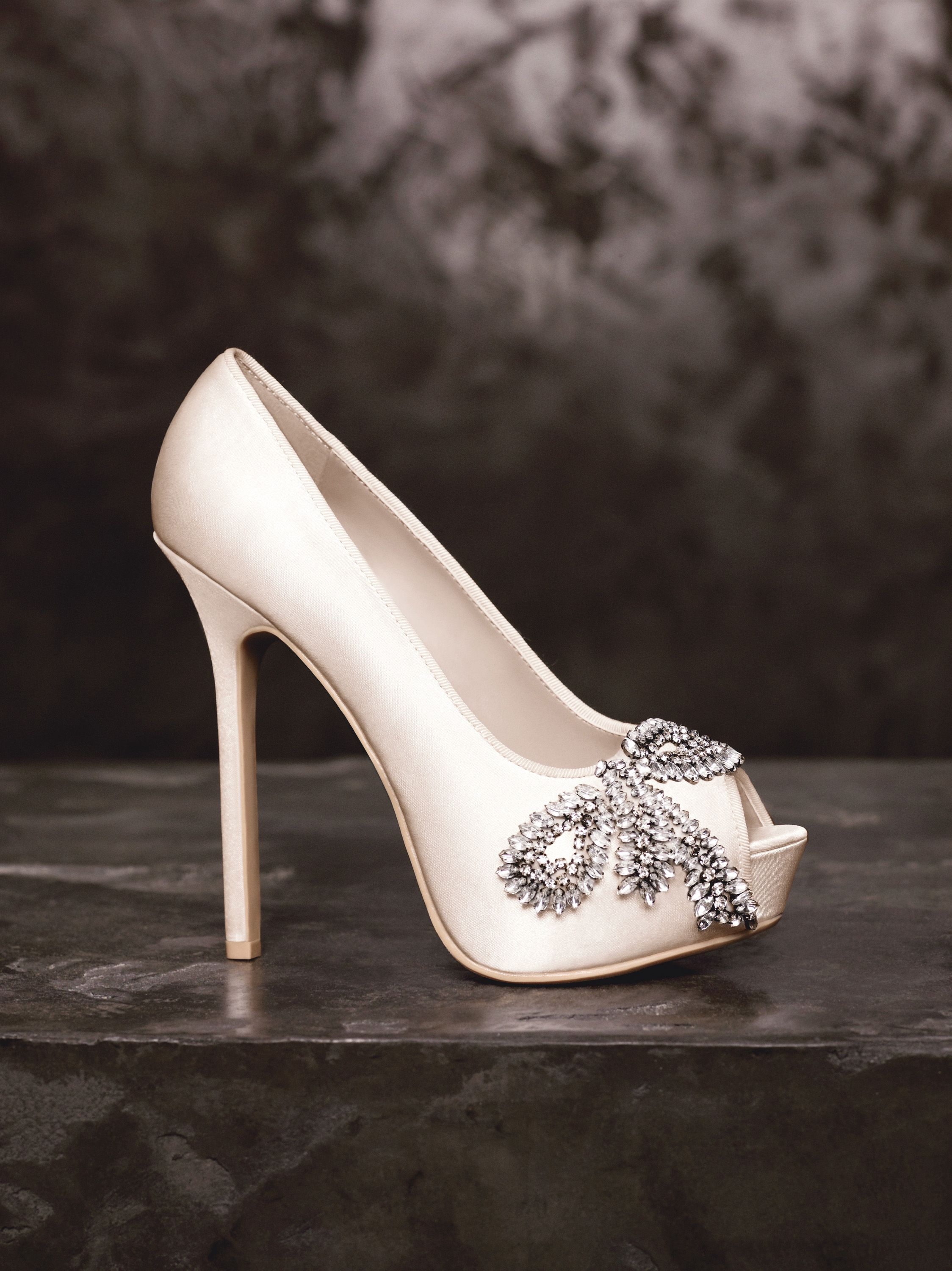 Scarpe Sposa Vera Wang.White By Vera Wang Wedding Shoes Vw370143 Scarpe Da Sposa