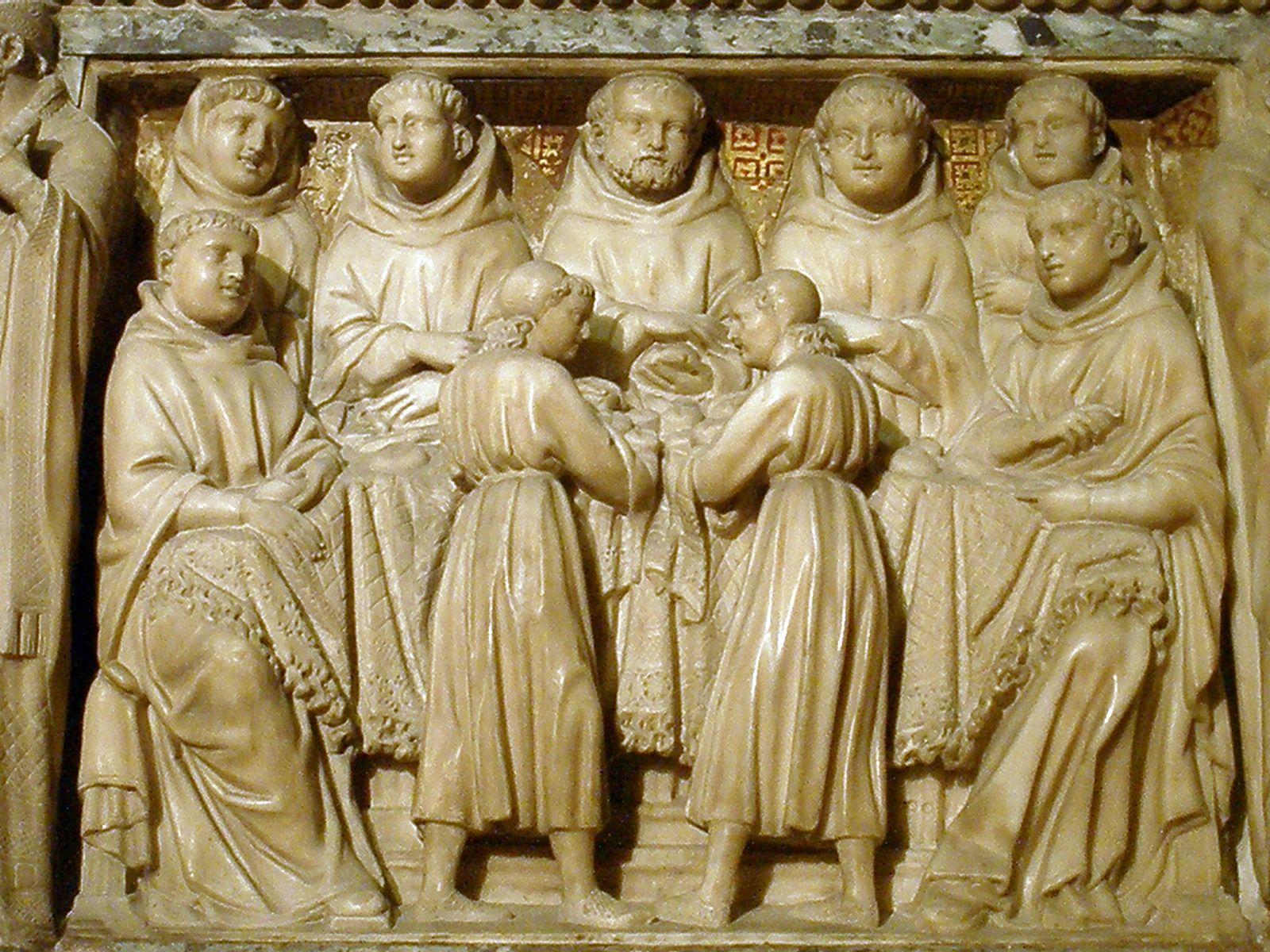 Arca di San Domenico a Bolgna. Foto di Mauro Enrico Soldi per Italia Medievale.