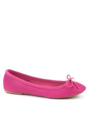 Pink Ballet Pumps - my black ones have to be the comfiest thigs I have ever owned (just like slippers)