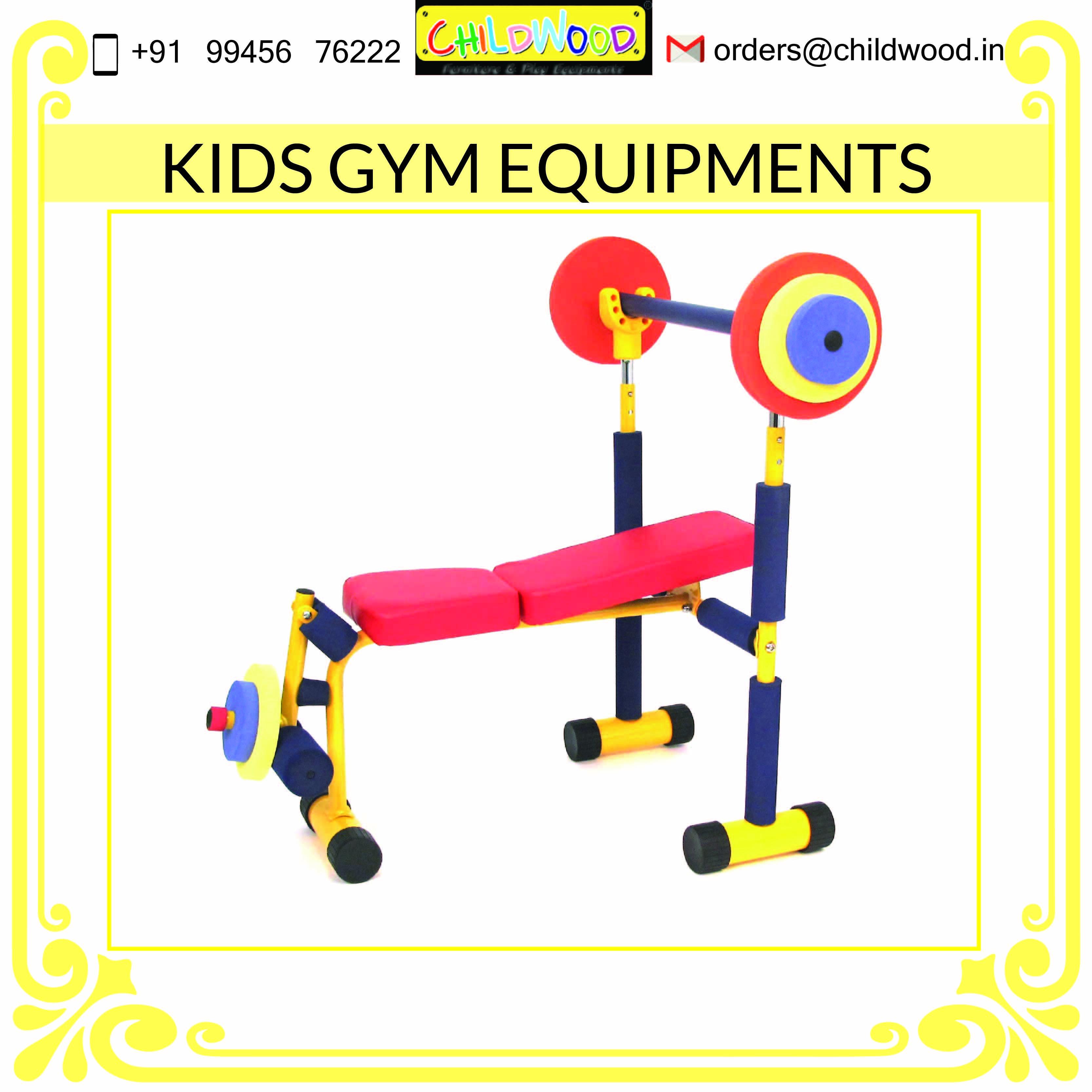 Childwood Kids Gym Equipment Supplier In Bangalore