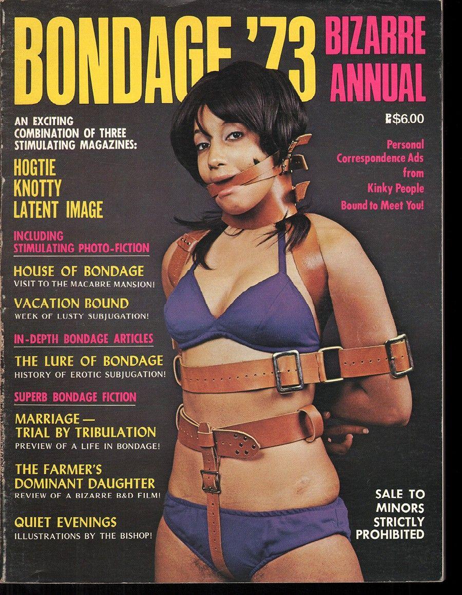 Vintage Bondage Magazines