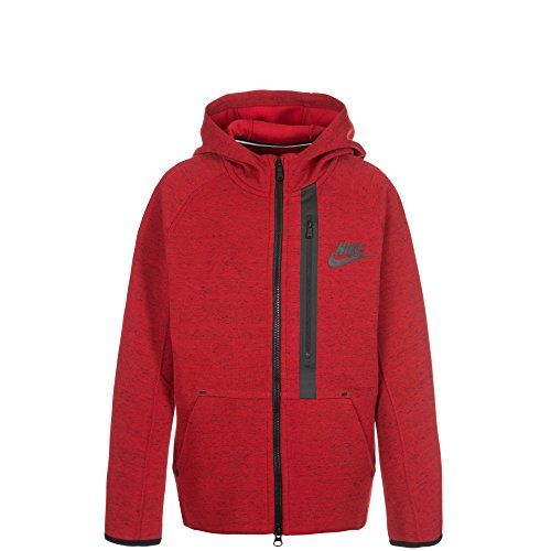 Sweat Nike Junior Tech Fleece Full Zip Hoodie 679307 687