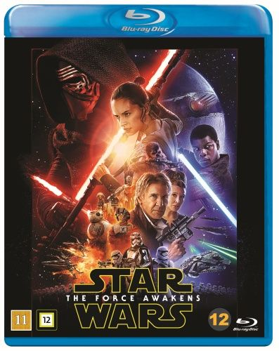 Den nye Star Wars film (blu-ray)