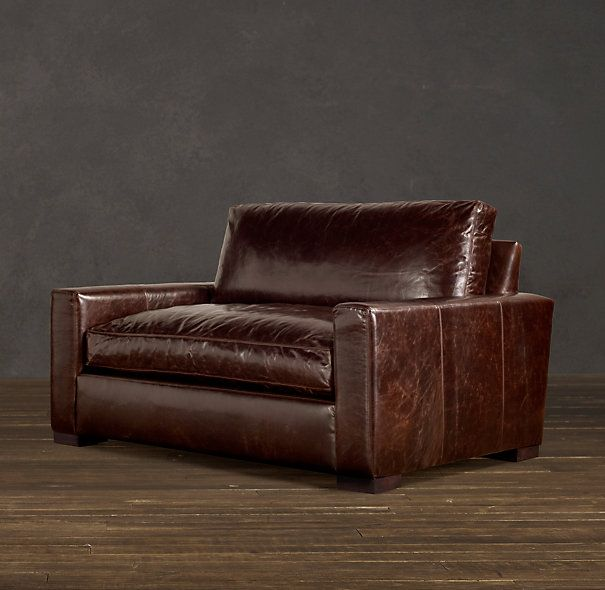 Restoration Hardware   Maxwell Collection: Chair And A Half