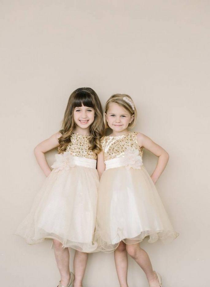 Encantadores Vestidos En Lindos Colores Para Tus Pajes De