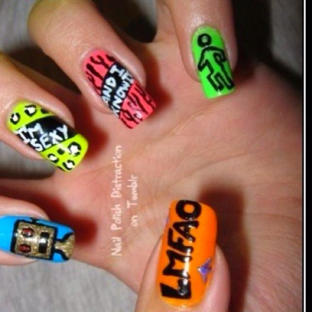 This Is By Far The Coolest Nail Design Weve Ever Seen Try It Out