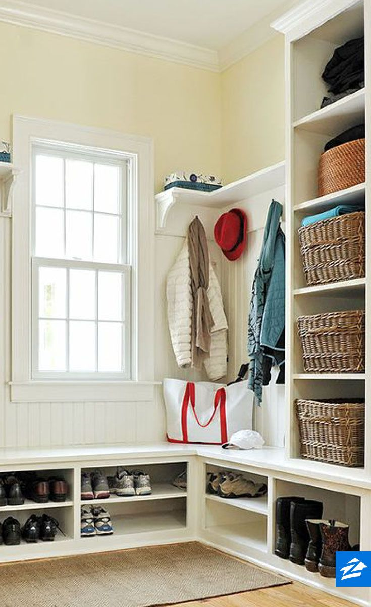 Maximizing Your Laundry Mudroom Spaces With Images Mud Room Storage Room Storage Diy Laundry Room Organization Diy