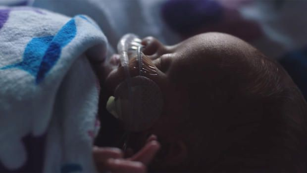 Voices of Life mimics the womb to help mothers communicate with infants stuck in neonatal intensive care.