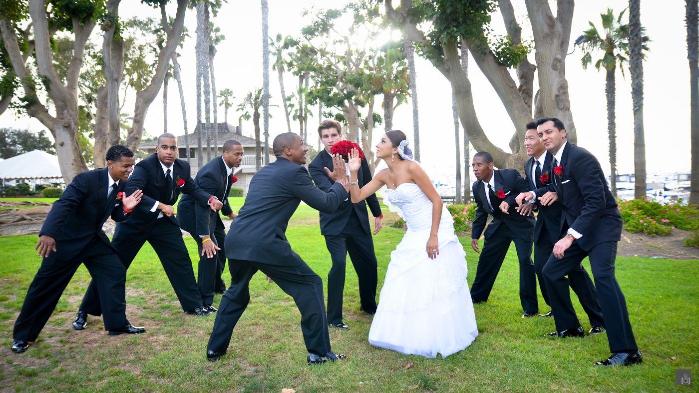 Foto fun wedding
