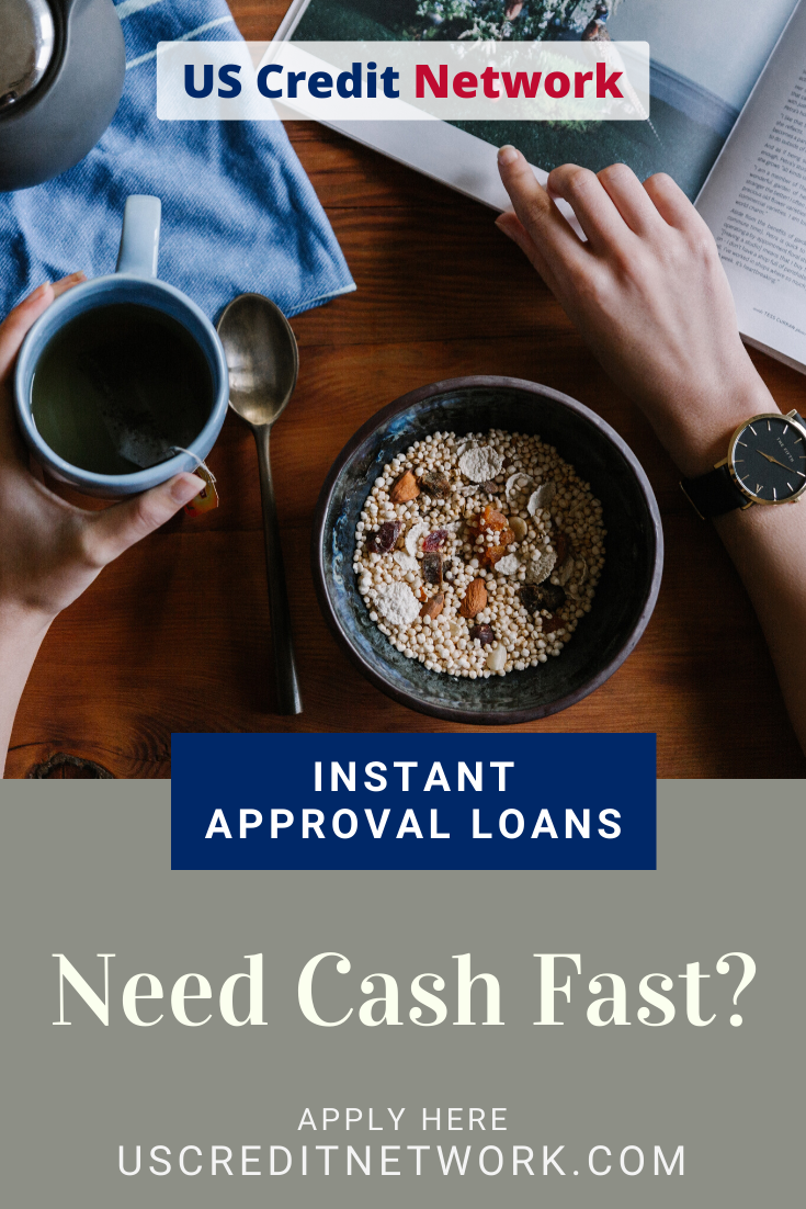 Do you need cash? Can't apply for a loan because of Bad