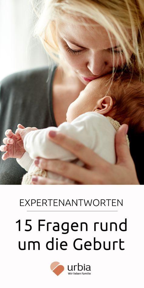 Wie bereite ich mich gut auf die Geburt vor? Wo soll ich ...