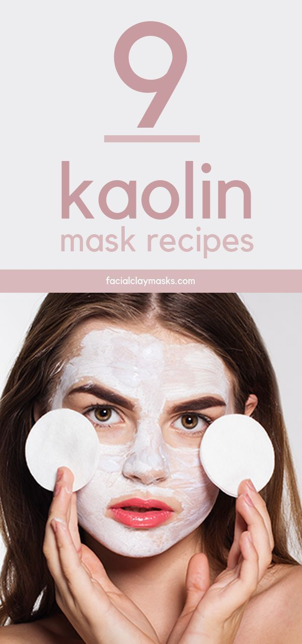 Smooth rice and fluffly Kaolin clay is a wonderful creamy clay that is wonderful for all skin types It doesnt cause redness or overdrying of your skin but at the same tim...