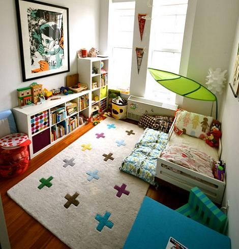 Habitaci n ikea para ni a habitacion pol pinterest - Ikea dormitorio ninos ...