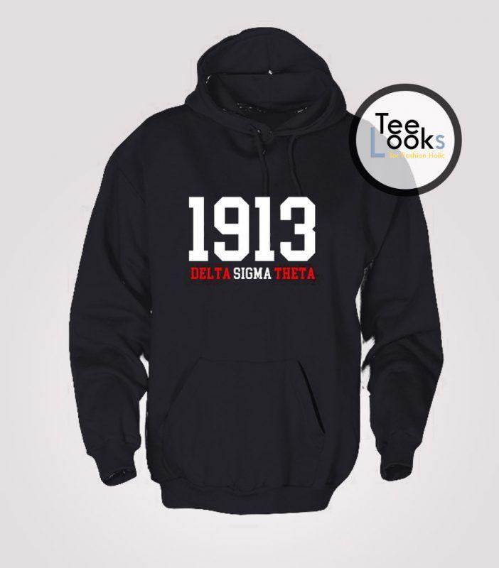 Delta Sigma Theta Shirts Hoodie