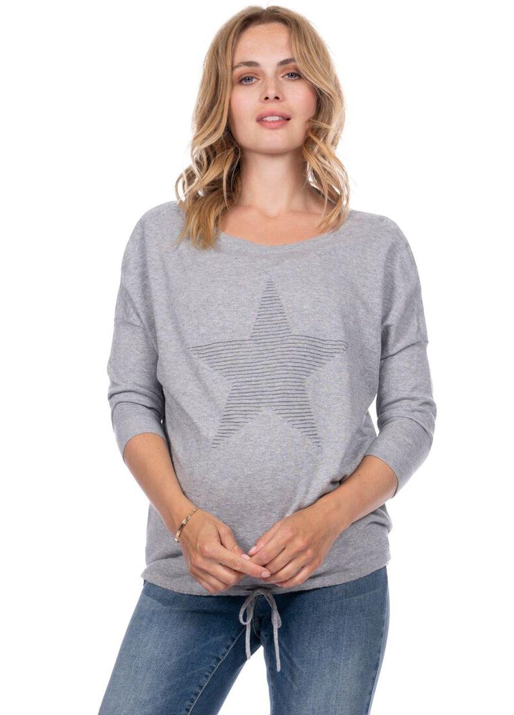 Seraphine Rihanna Star Nursing Jumper Nursing Sweater Rihanna Long Sleeve Sweater