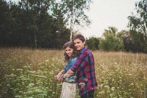 Гармония с природой: love-story Тимофея и Натальи