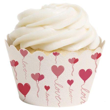Cute Love Cupcake Wrapper Set Of 12 At Joss Main I Want