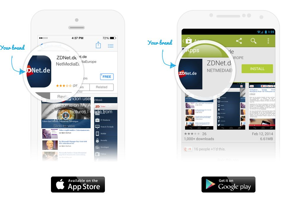 GoodBarber Create apps with the best app builder for
