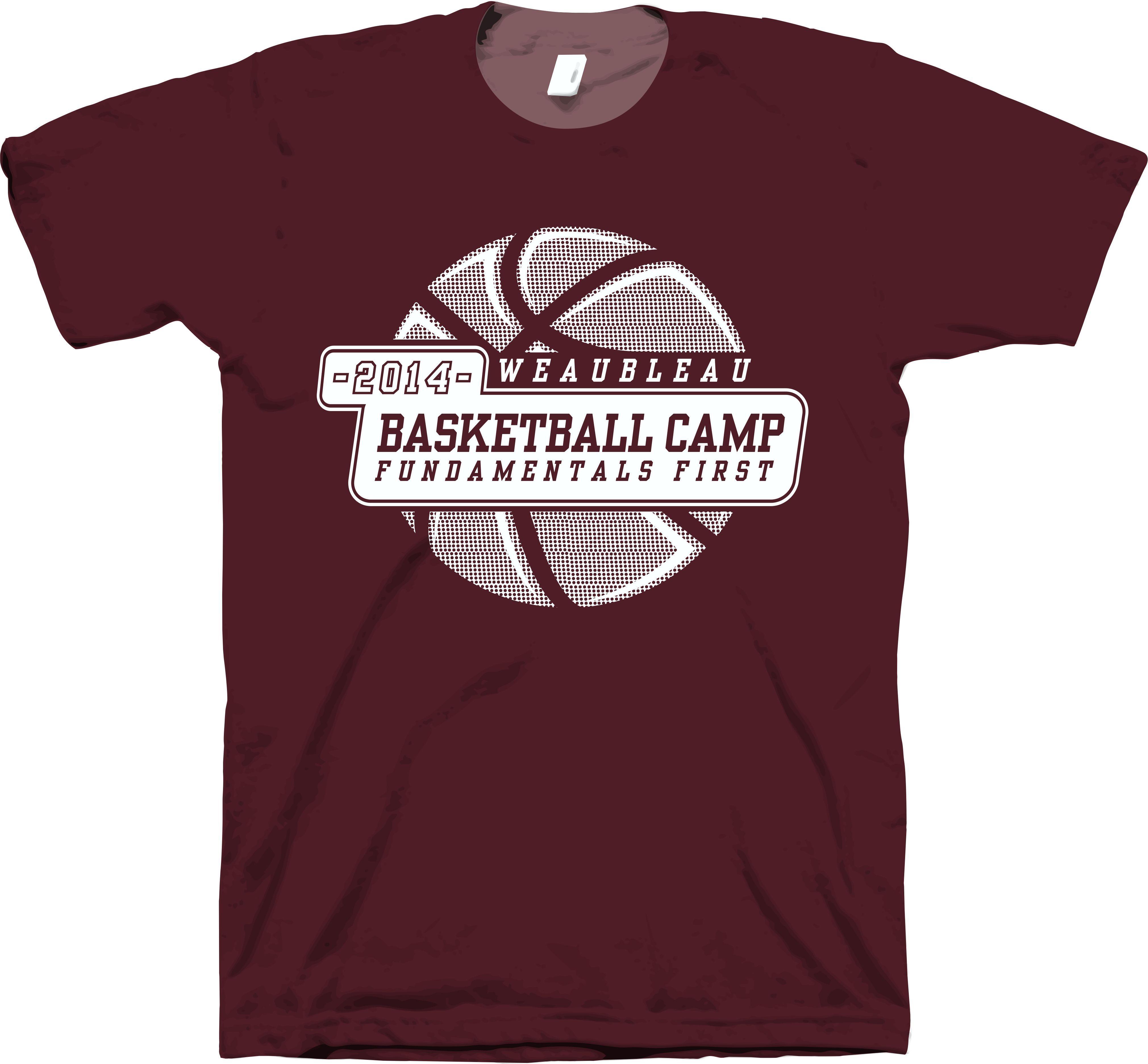 Design t shirt soccer - Basketball Camp Design Basketball Campssoccerspirit Wearshirt Designst Shirt