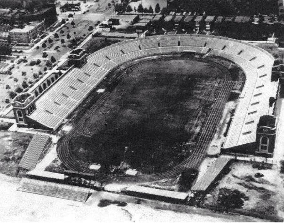 Field at St. Louis Public High Stadium