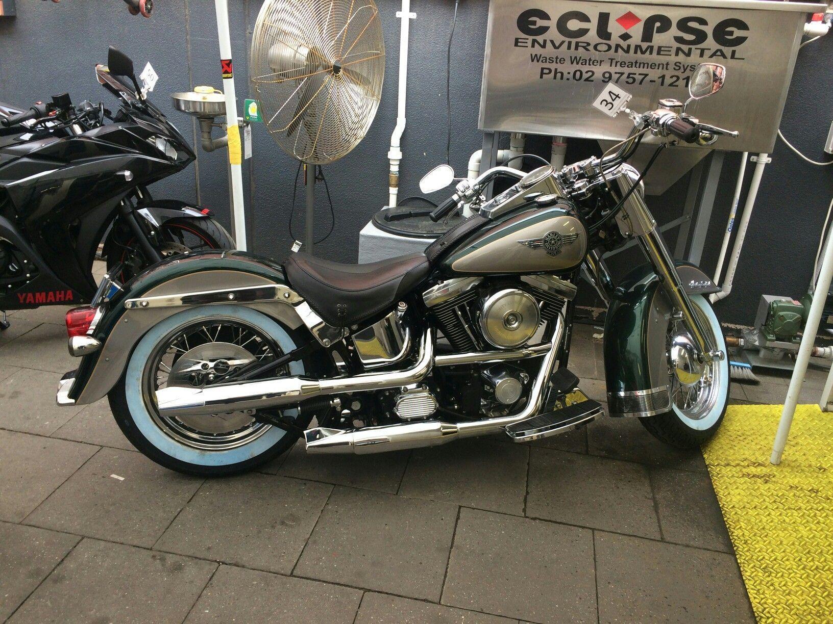 1996 Heritage Softail Special FLSTN Harley Davidson Bikes, Cool Bikes,  Motorbikes, Bikers,