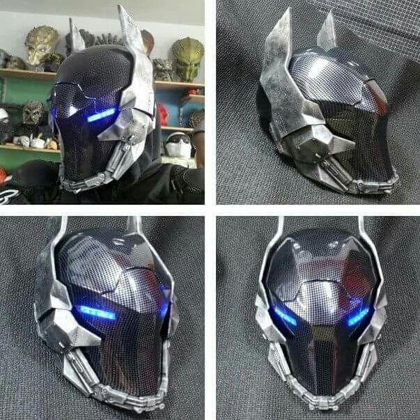 Batman arkham night helmet