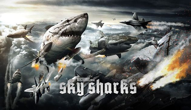 Watch Sky Sharks Full-Movie Streaming