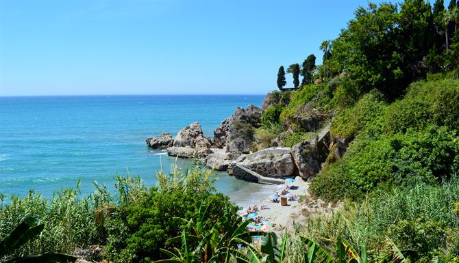 Nerjas Strande Playa Carabeillo Vacation Trips Playa Beautiful Beaches