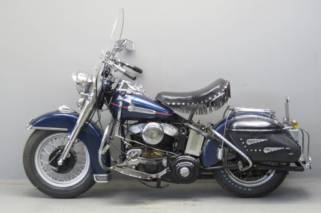 Harley Davidson: Harley Davidson 1945 WLA 750cc