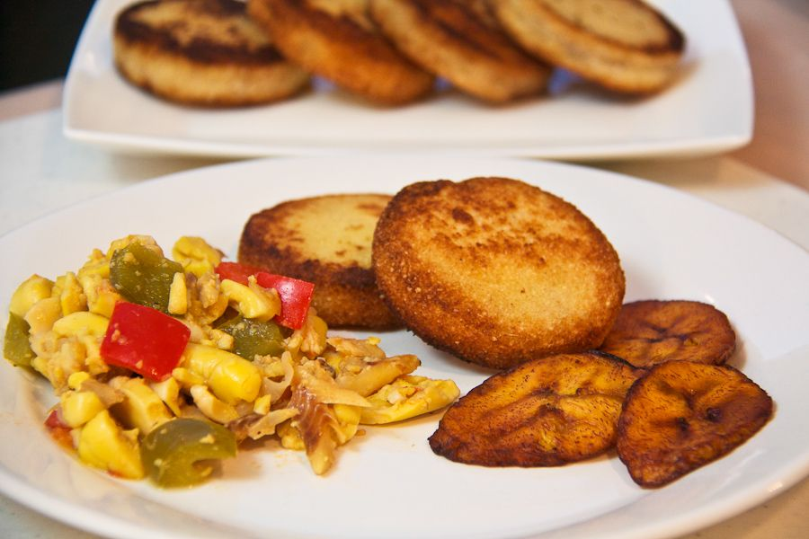 Ackee saltfish my favorite jamaican dish love the for Salt fish ackee