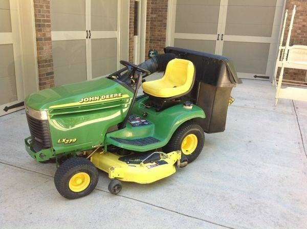 Pin by Robert on Riding Mowers - Craigslist | Riding ...