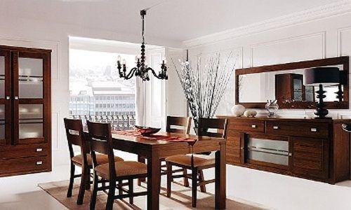 Ideas-para-la-decoración-del-comedor | Decoración del hogar | Pinterest