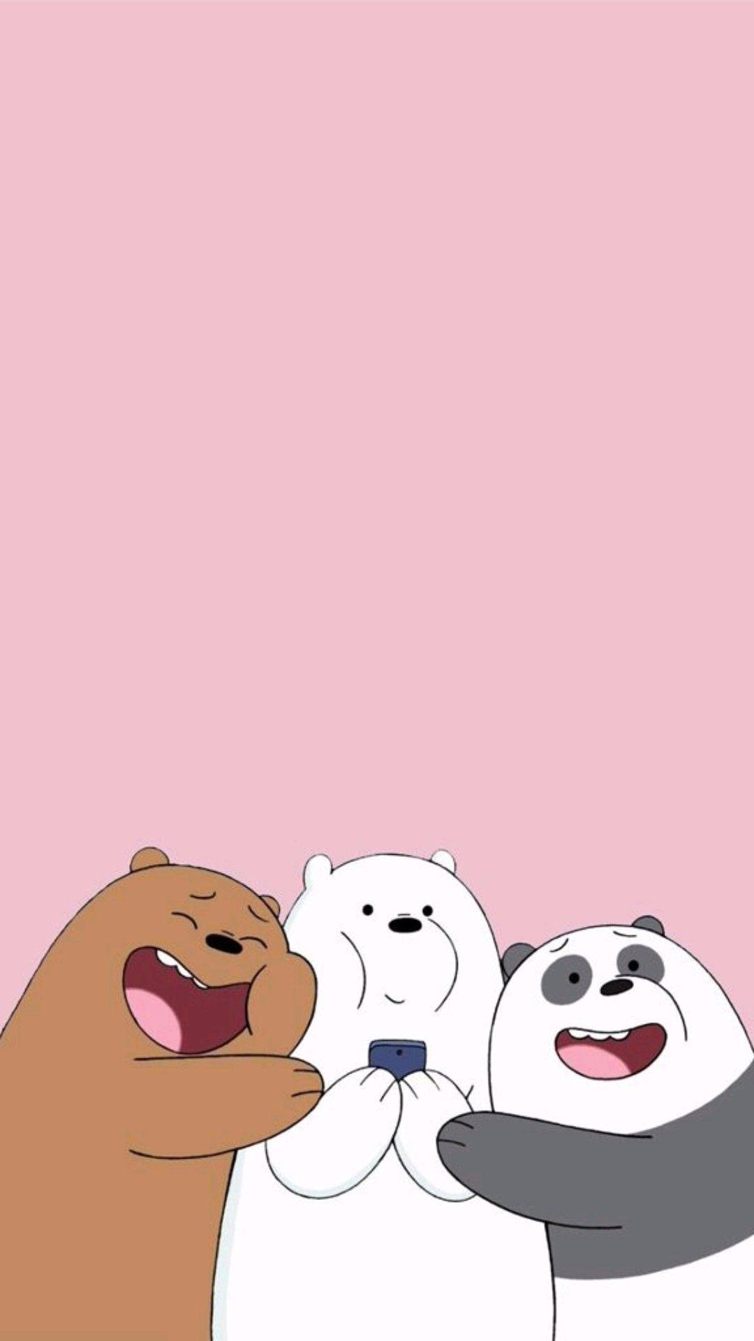 We Bare Bears Wallpaper Hd Wallpaper Kartun Lucu Wallpaper Disney Lucu Wallpaper Iphone Disney