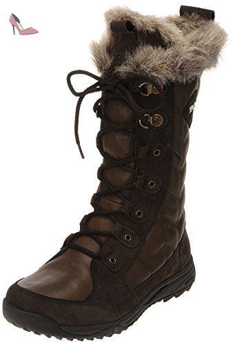de EU US Bottes Brown Lenawee 8 femme Marron 39 W Teva neige FnCSx