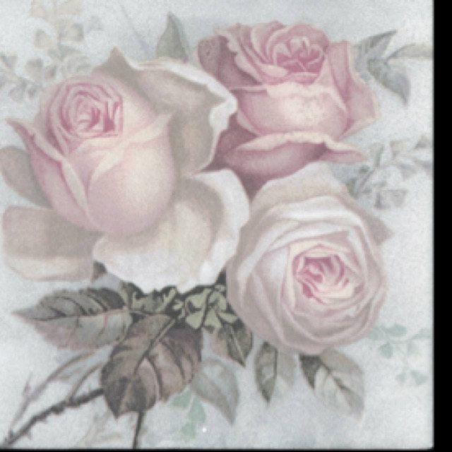 4 Decoupage Napkins | Large Pastel Rose Bouquet | Rose Napkins | Floral Napkins | Romantic Napkins | Paper Napkins for Decoupage #papernapkins