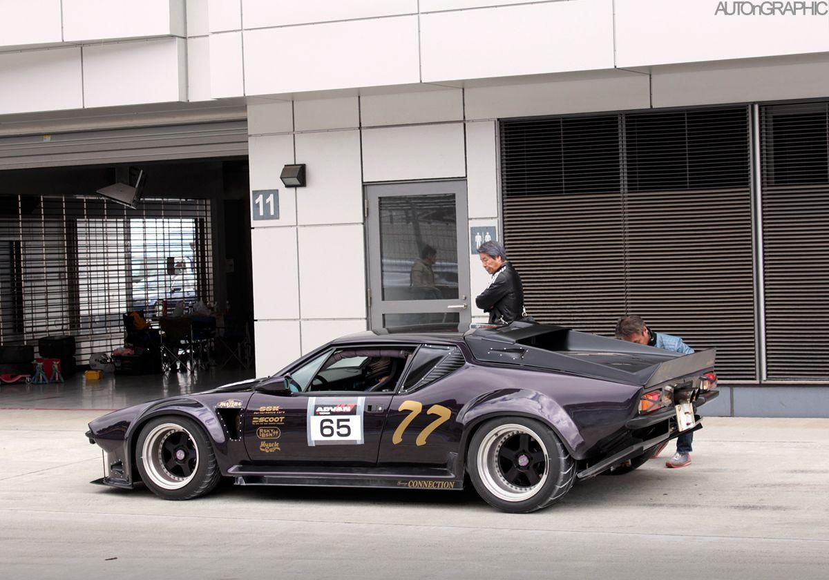 De Tomaso Pantera Racer Super Cars Drag Racing Cars Dream Cars