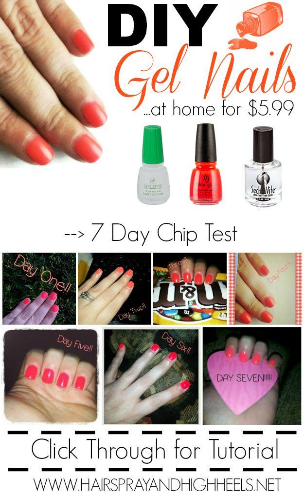 Diy gel nails the girly things pinterest diy gel nails diy gel nails the girly things pinterest diy gel nails tutorials and hairspray solutioingenieria Images