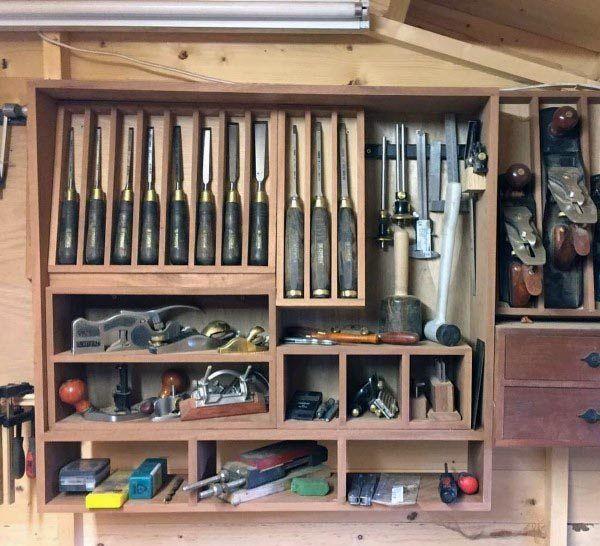 Amazing Top 80 Besten Werkzeug Speicher Ideen U2013 Organisiert Garage Designs | Tool  Storage, Storage Ideas And Storage Ideas