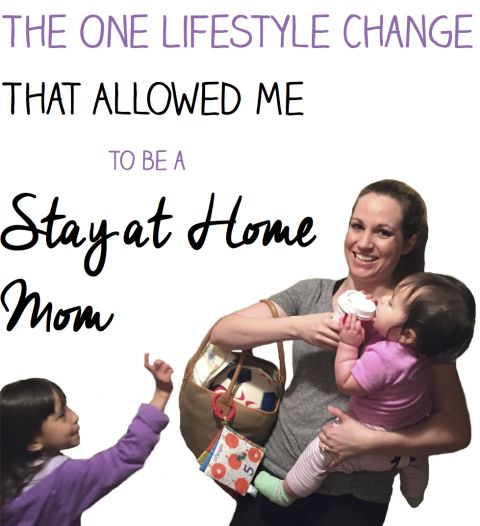 Stay at home mom menu planning