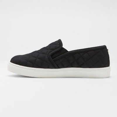 156a3d99ecd7 Women s Reese Nylon Slip On Sneakers - Mossimo Supply Co. Black 6 ...