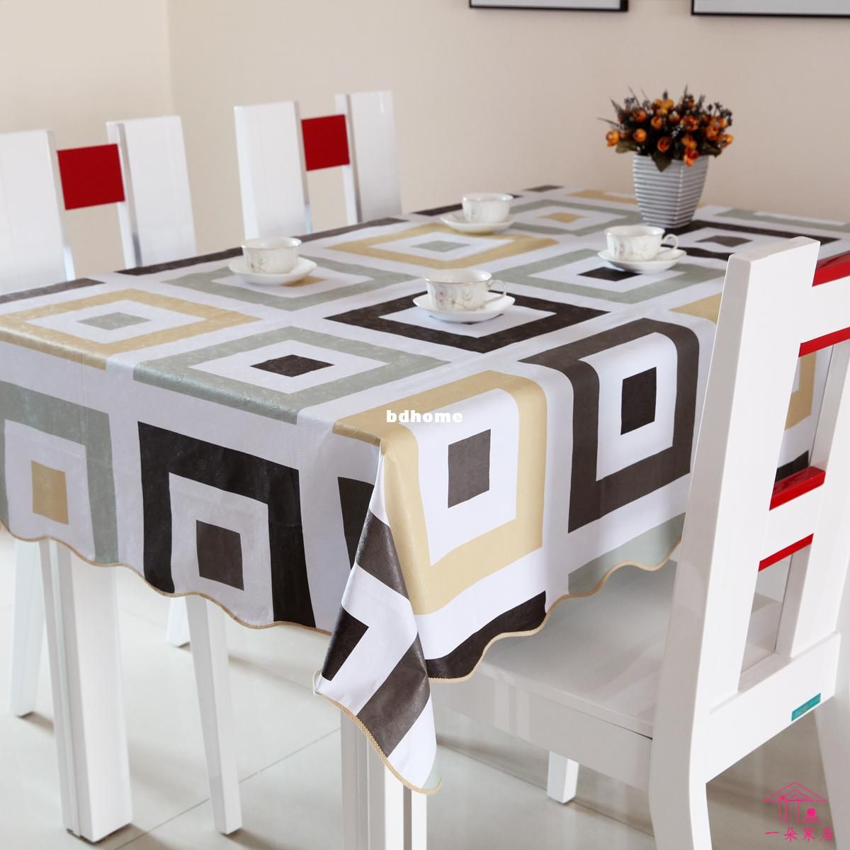 20 Cozy Dining Room Tablecloth 2019