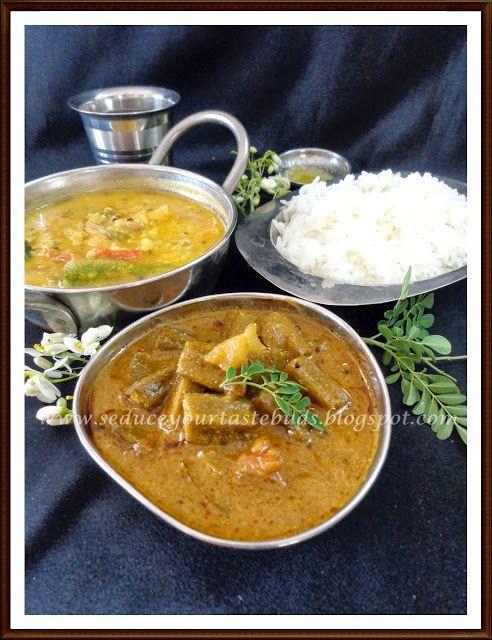 Murunga Poo Sambar Drumstick Flowers In Dhal Seduce Your Tastebuds Rasam Recipe Chaat Recipes
