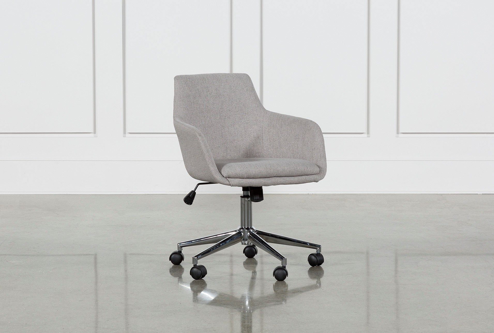Emery Light Grey Office Chair Grey Office Office Chair Best Office Chair