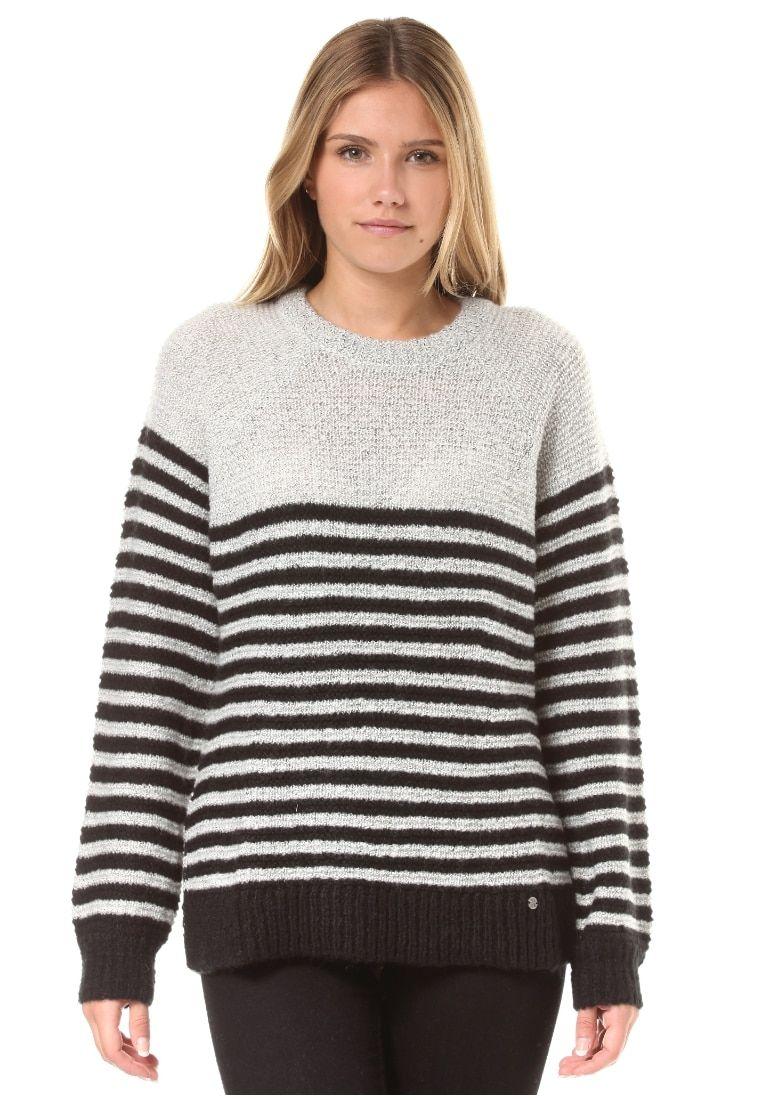 c570e5cb51f4 Volcom COLD DAZE - Knitted Pullover - star white - Zalando.de ...