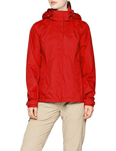 Jacket Easy Damen Unwattiert 3 Rot Schöffel L Jacke CQrhdts