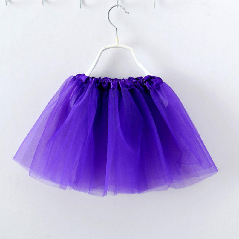 Click To Buy Girls Tutu Skirt For Baby 1 2 3