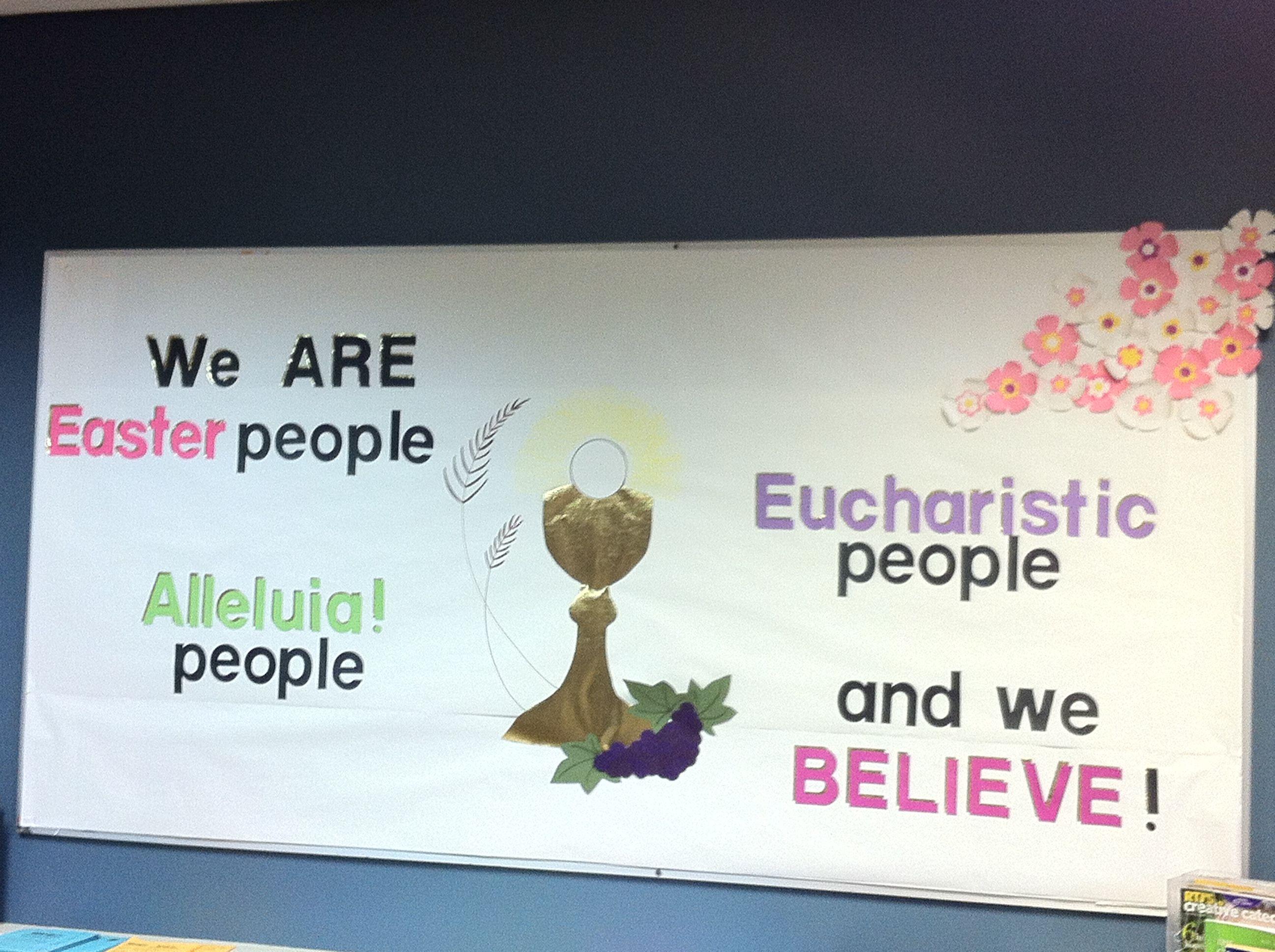 Our St  Stephen Catholic Community Teacher Resource Room